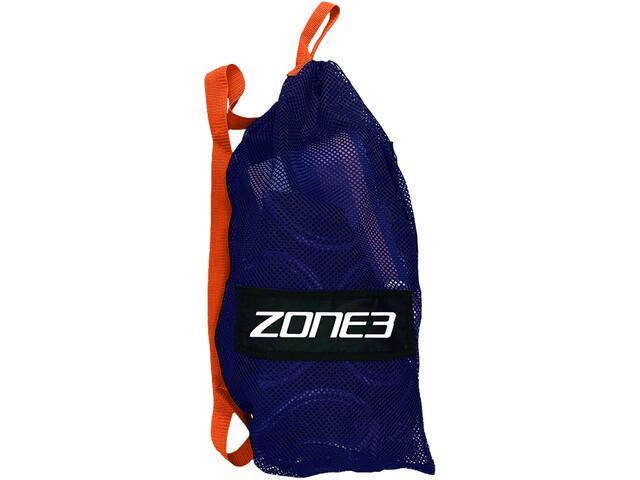 Zone3 Mesh Training Bag Large, blu/arancione
